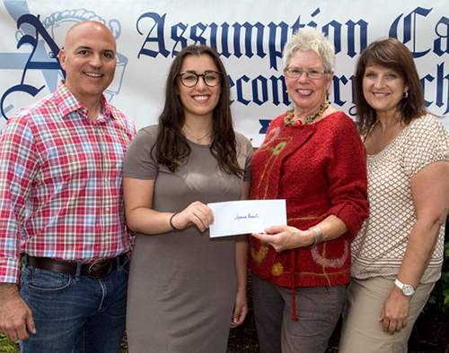 2017 Student Scholarship Winner