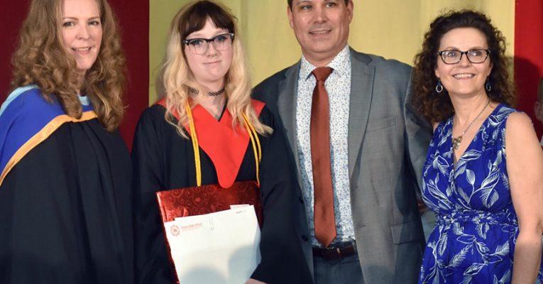 2018 High School Graduate Fine Arts ScholarshipWinner Announced