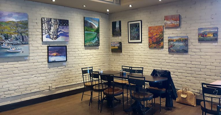2018 Exhibit at Williams Fresh Cafe