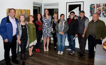 2019 Pre-Tour Exhibit at the Art Gallery of Burlington