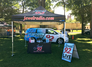 Thank you Jewel 92 for being the 2019 Media Sponsor